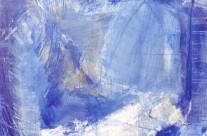 Silence  1997  – 122×80 cm –  ( collection privée )