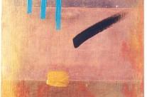 Paysage espagnol  III  2000  – 40×40 cm -