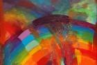 Ephémère  2010  – 100×120 cm -