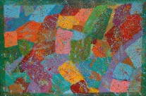 Pluie de couleurs  2010  – 80×120 cm -