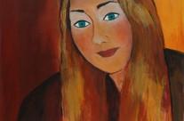 Samantha King   2006  – 100×100 cm -