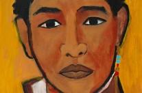 Tibétain  2005  – 90×70 cm -