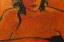 Femme  2006  -140×100 cm -