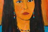 Katia Fontenelle  2005  – 90×70 cm -
