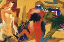 Danse  1997   – 47×129 cm -
