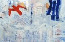 Goéland  1998  -72×50 cm -