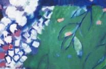Jardin de Samyé Ling  1997  -147×42 cm -