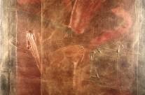 Caverne  2002  -70×70 cm -