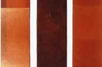 Flammes  2002  – triptyque 3x  – 180×58 -
