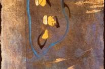 Semence de lotus  2004  – 50×60 -
